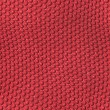 Red leather texture background — Stock Photo