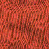 Red reptile texture - seamless — Stock Photo