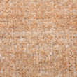 Beige carpet texture. — Foto Stock