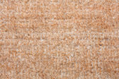 Beige carpet texture. — Stock Photo