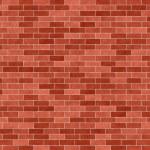 Brick wall seamless illustration background — Stock Photo #32230163