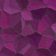 Violet amethyst stained glass abstract background — Stock Photo