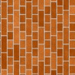 Stock Photo: Seamless tileable brick wall texture
