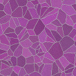 Stock Photo: Glance violet rocks seamless pattern