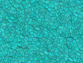 Texture of polished wet turquoise gemstones — Stock Photo