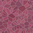 Pink stone tile seamless background — Stock Photo