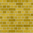 Weathered stained old brick wall background — Foto de Stock