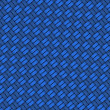 Seamless abstract blue hand drawn pattern — Stock Photo