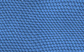 Blue reptile leather imitation texture — Stock Photo
