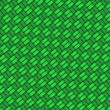 Stock Photo: Green wicker texture background