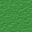 Liquid metal blot on green background — Foto de stock #36066489