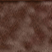 Brown hair texture — Stock Photo