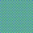Stock Photo: Blue weaving cloth texture