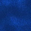 Stock Photo: Blue Dragon scales pattern