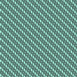 Stock Photo: Blue background woven pattern