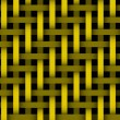Stock Photo: Abstract yellow lines on background