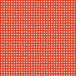 Stock Photo: Vintage red country checkered background.