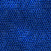 Blue Dragon scales pattern — Stock Photo