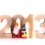 Sinterklaas this years presence — Stock Photo #35316441