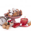 Stock Photo: Oliebollen for New Year