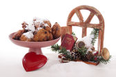 Oliebollen for the New Year — Stock Photo