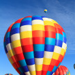 Royalty-Free Stock Photo: Hot air balloons