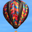 Hot air balloon — Stock Photo #13360082