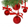 Christmas ornaments — Stock Photo #15405463