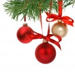 Christmas ornaments — Stock Photo #15405689