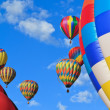 ������, ������: Hot air balloons festival