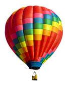 Heißluftballon — Stockfoto
