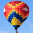 Hot air balloon — Stock Photo #18060703