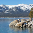 Lake Tahoe — Stock Photo