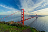 Ponte golden gate — Foto Stock