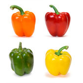 Bell peppers — Stockfoto