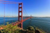 Most golden gate bridge — Stock fotografie
