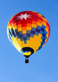 Hot air balloon — Stok fotoğraf