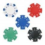 Poker chips — Stock Photo #28437259