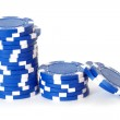 Poker chips — Stock Photo #28590795