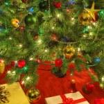Christmas presents — Stock Photo #36730717
