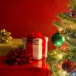 Christmas tree — Stock Photo #36784401