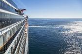 Crucero de lujo — Foto de Stock