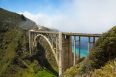 Bixby Bridge — Stock Photo