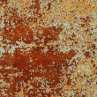 Stock Photo: Rusted metal surface