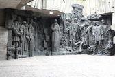 WWII memorial in Kiev, Ukraine — Stok fotoğraf
