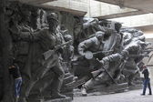 WWII memorial in Kiev, Ukraine — Stock Photo