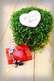 Carte de voeux Saint Valentin — Photo