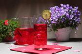 Bebida de mors frio berry — Foto Stock