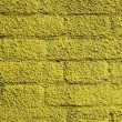 Brick wall with stucco texture — Stock Photo