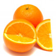 Sweet orange — Stock Photo